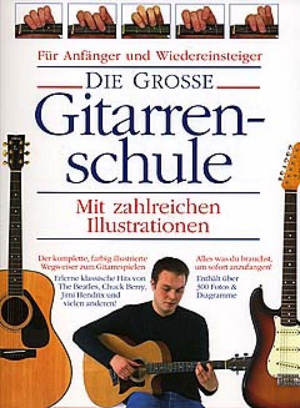 Die große Gitarrenschule (+2 CD\