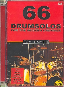 66 Drumsolos for the modern Drummer: DVD-Video