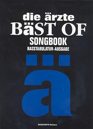 Die Ärzte: Bäst of Songbook Bass, Paperback