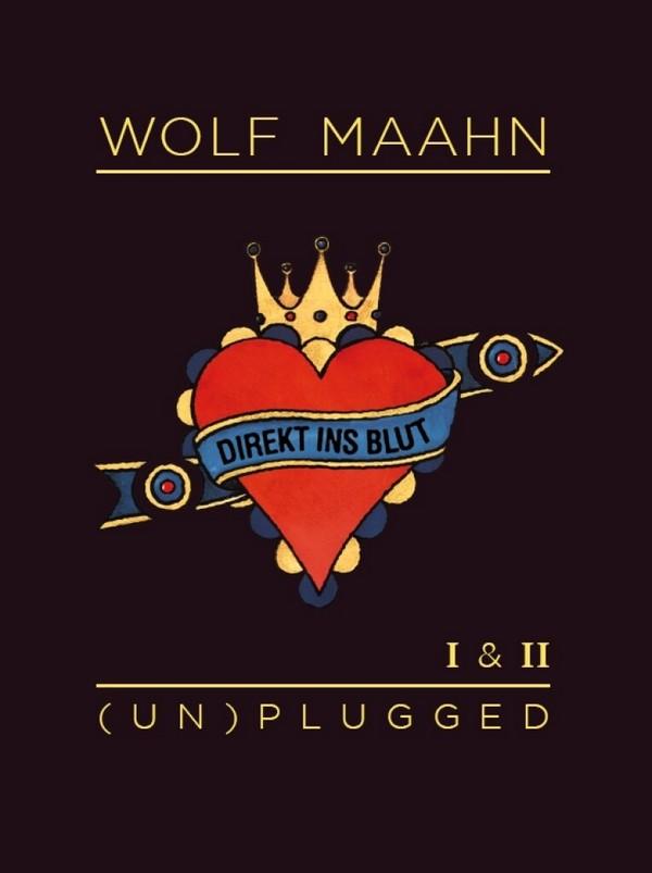 - Wolf Maahn : Direkt ins Blut