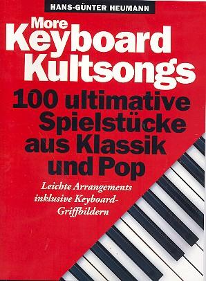 - More Keyboard-Kultsongs