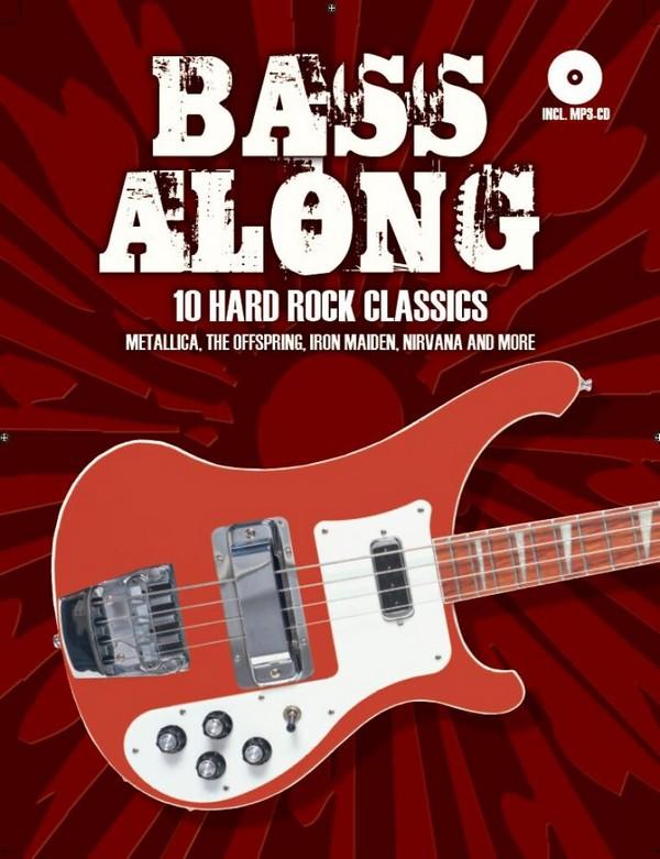 Bass along Band 3 (+CD): für E-Bass/Tabulatur