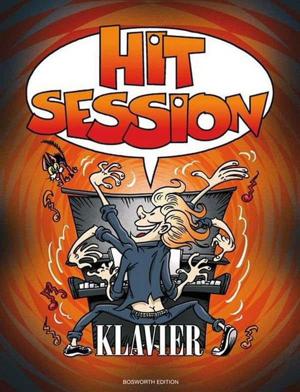 - Hit Session : für Klavier