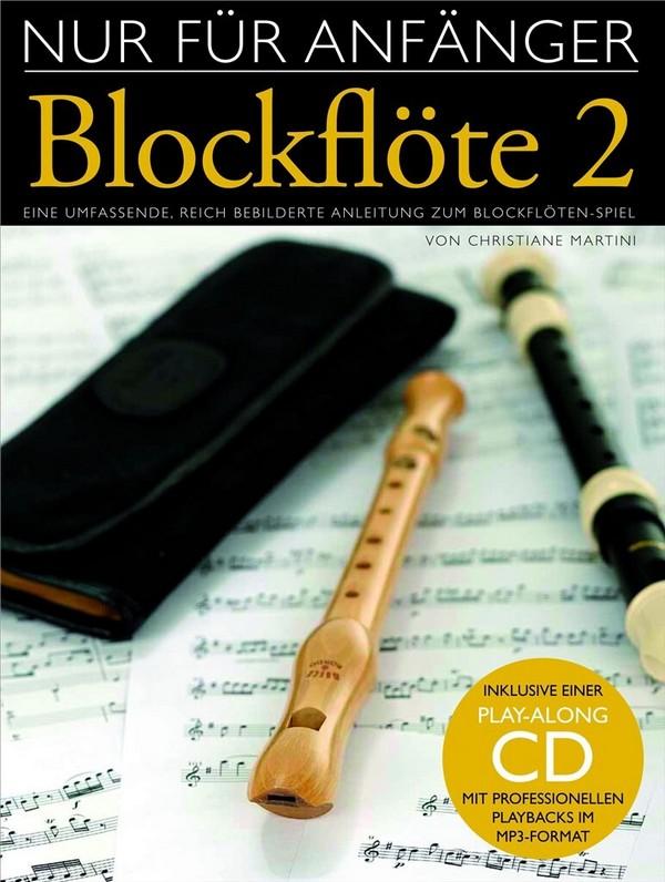Martini, Christiane - Nur für Anfänger Band 2 (+MP3-CD) :
