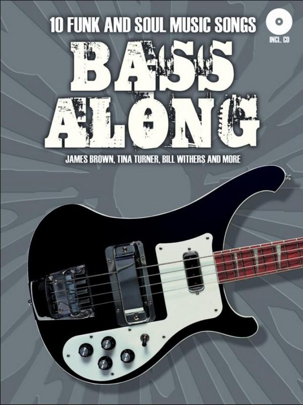 Bass along Band 4 - 10 Funk and Soul Music Songs (+CD): für E-Bass