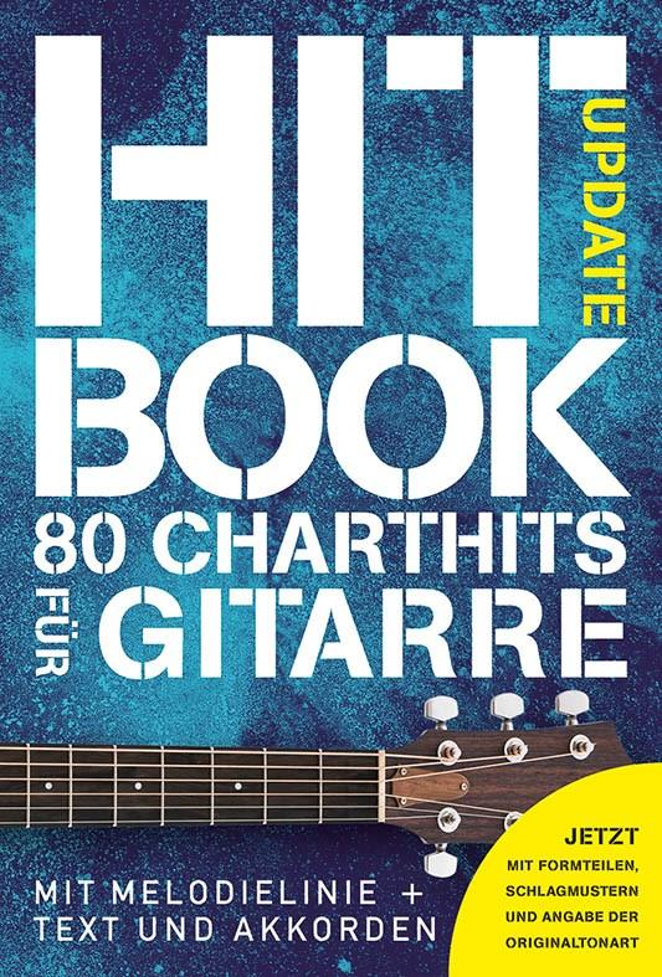 Hitbook update - Gitarre : - Vollanzeige.