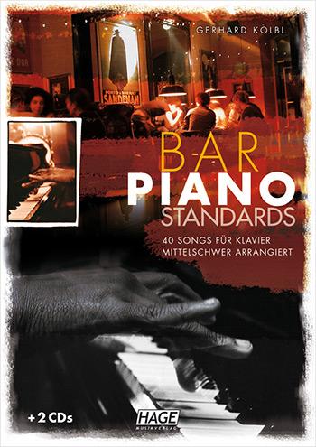 Bar Piano Standards (+2 CD\