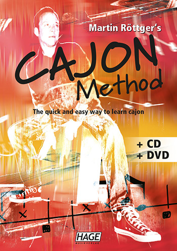 Cajon Method (+CD + DVD): The quick and easy way to