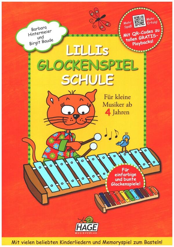Lillis Glockenspiel-Schule (+CD)