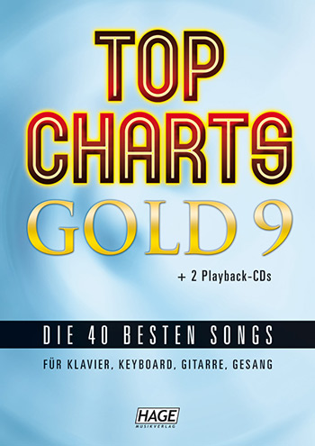 - Top Charts Gold Band 9 (+2 CD's)