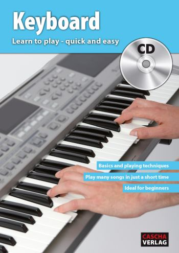 HH1402 Keyboard learn to play quick and easy (+DVD): for keyboard (en)