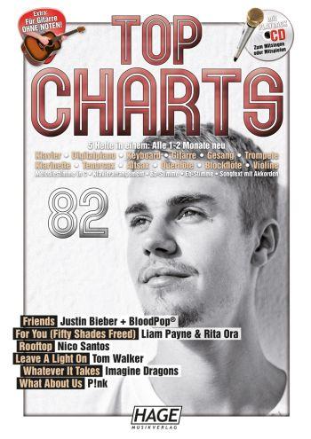 - Top Charts 82 (+CD) :
