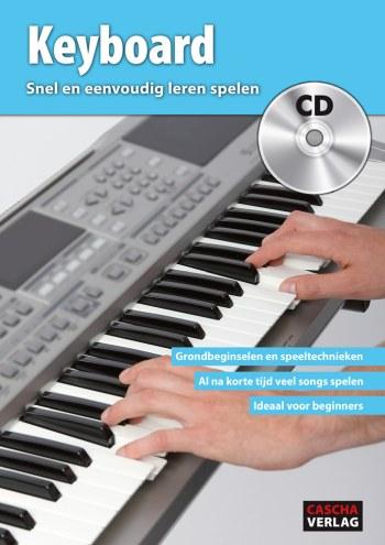 HH1407 Snel en eenvoudig leren spelen (+CD): voor keyboard (nl)