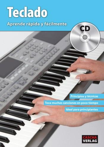 HH1405 Aprende rápida y fácilmente (+CD): para teclado (sp)