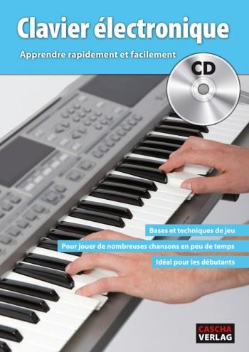 HH1403 Apprendre rapidemant et facilement (+CD): pour clavier éléctronique (frz)