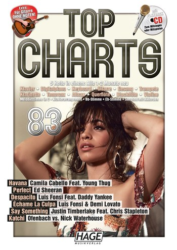 Top Charts 83 (+CD) : - Vollanzeige.