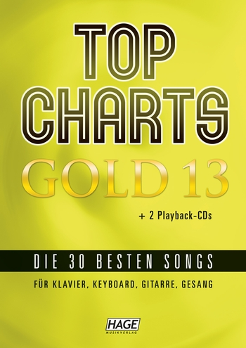 Top Charts Gold Band 13 (+2 CD's) : - Vollanzeige.
