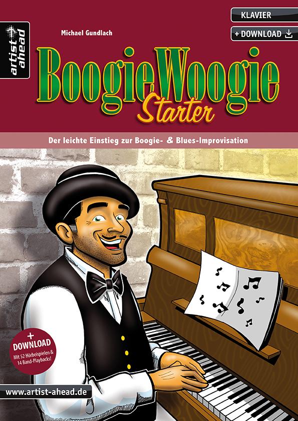 Boogie Woogie Starter (+CD): für Klavier