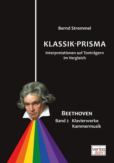 Klassik-Prisma - Interpretationen auf Tonträgern im Vergleich: Beehoven Band 2 - Klavierwerke und Kammermusik