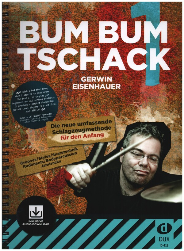 Bum bum tschak Band 1 (+2 CD\