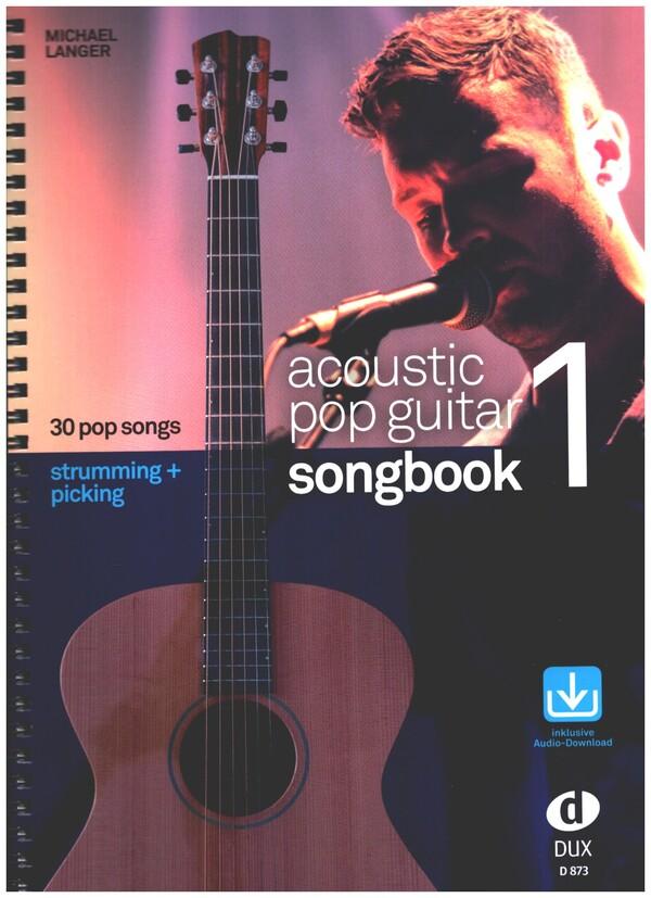 - Acoustic Pop Guitar Songbook vol.1