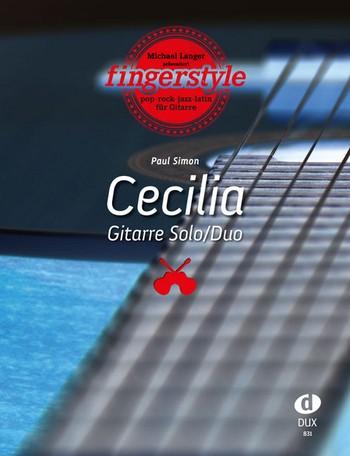 Cecilia: für Gitarre