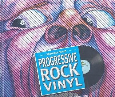 Progressive Rock Vinyl: 500 legendäre Plattencover