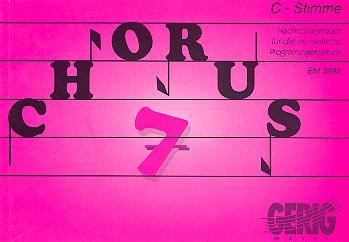 Chorus 7: C-Stimme