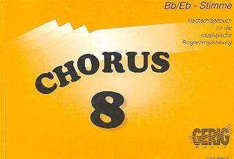 Chorus 8: B-Stimme