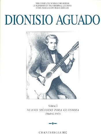 Aguado, Dionisio - Complete Works for Guitar vol.2 :