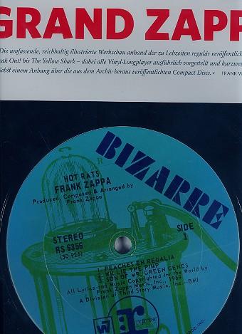 Grand Zappa: Discographie