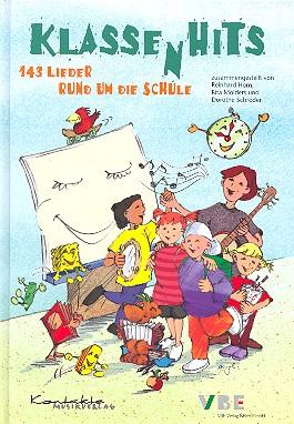 Klassenhits: Liederbuch