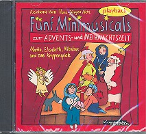 Horn, Reinhard - 5 Mini-Musicals zur Advents- und