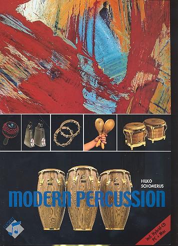 Modern Percussion (+Hybrid-CD)