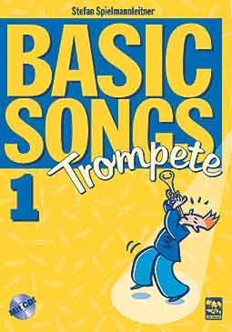 Basic Songs Band 1 (+CD): für Trompete