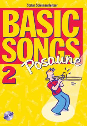 Basic Songs Band 2 (+CD): für Posaune