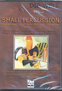 Schäfer, Tom - Die Welt der Small Percussion : DVD