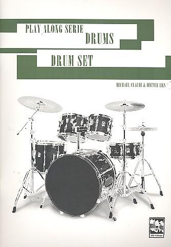Playalong Serie Drums (+CD): für Drum Set/Schlagzeug