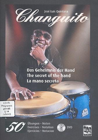 Changuito - Das Geheimnis der Hand (+DVD) (dt/en/sp)