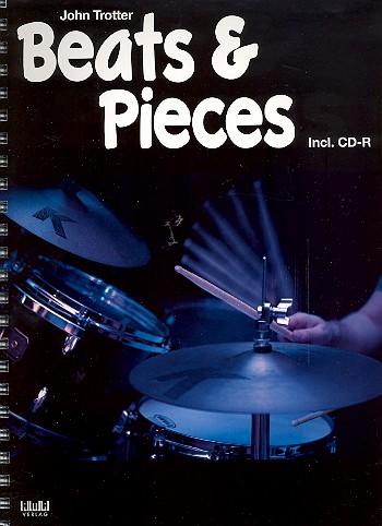 Beats and Pieces (+CD-ROM): für Schlagzeug (dt/en)