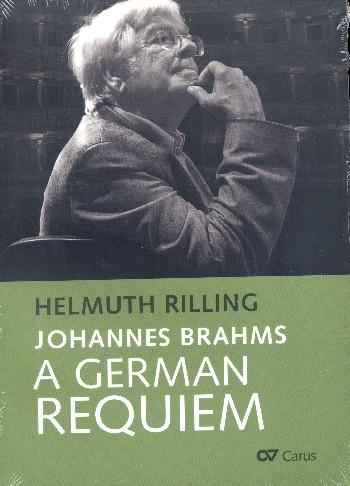 A German Requiem by Johannes Brahms (en):