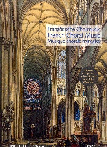 Chorbuch Französische Chormusik (+CD): für gem Chor (z.T. mit Klavier/Orgel)