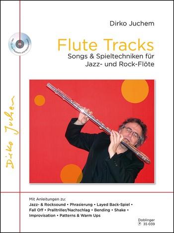 Flute Tracks (+CD): für Flöte