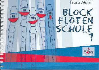 Blockflötenschule Band 1: für Sopranblockflöte (dt/barocke Griffweise)