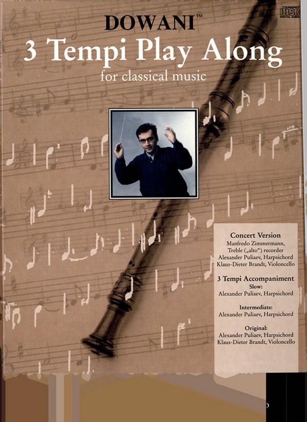 Telemann, Georg Philipp - Sonate F-Dur Nr.1 aus Der getreue