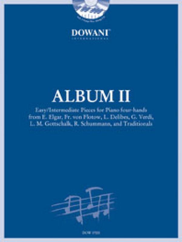 - Album vol.2 (+2 CD's) : easy pieces