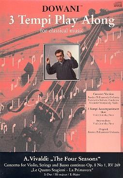 Vivaldi, Antonio - Konzert E-Dur op.8,1