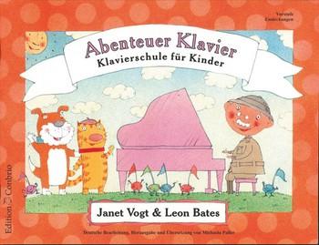 Abenteuer Klavier Vorstufe: Klavierschule für Kinder