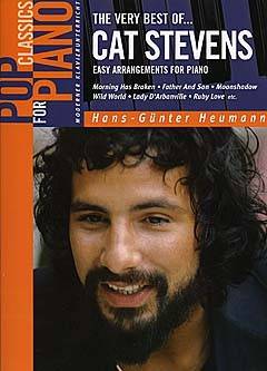 The very Best of Cat Stevens: Easy arrangements for piano
