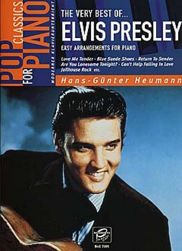 - The very Best of Elvis Presley :